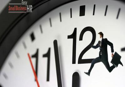 Employee Running Late