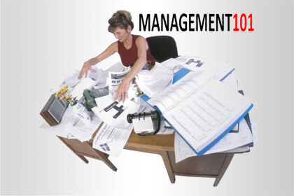 How Not To Manage