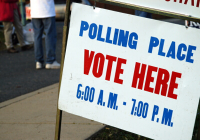 Employers Giving Time Off to Vote
