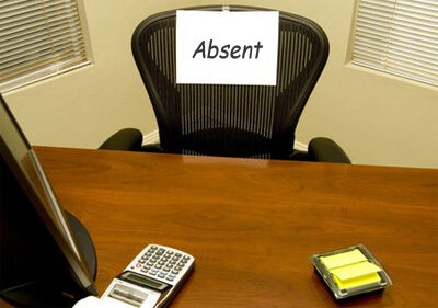 The Obvious (And Not So Obvious Reasons) for Employee Absenteeism