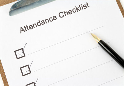 attendance policy checklist for small businesses easy small
