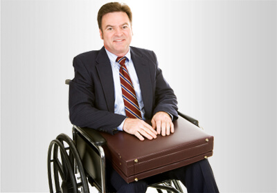 Disabled Job Candidate