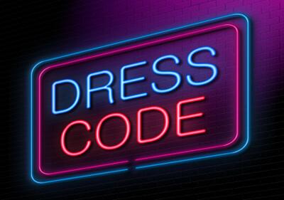 Dress code, business attire, workplace attire