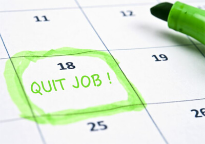 Is Your Employee About To Jump Ship? Here Are 4 Not So Obvious Signs An Employee Is Planning On Quitting
