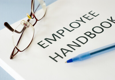Employee Handbook, employee policies and procedures