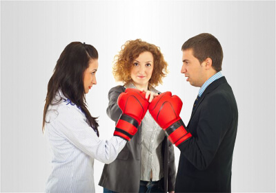 Can't We All Just Get Along? Managing Feuding Employees