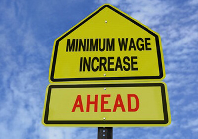 Several States are Increasing Minimum Wage Thresholds in 2015