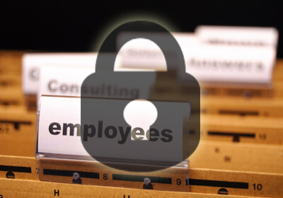 Secure Employee Records