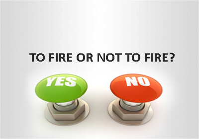 Fire or Not To Fire
