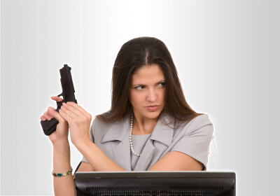 Workplace violence, violence in the workplace, guns at work