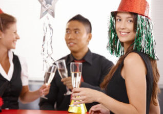 Reining In the Spirits. Don't let Alcohol Ruin Your Holiday Cheer