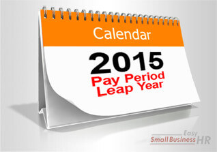 Is 2015 a Pay Period Leap Year For Your Company?